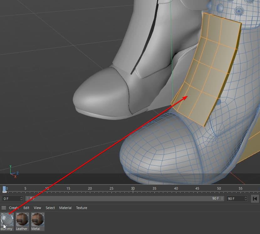 Create 3d models for Clo 3d